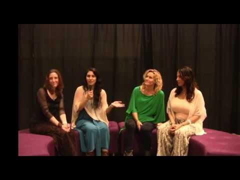 Ascent Expo 2015 Sacred Feminine Panel with Jacqueline Sakai