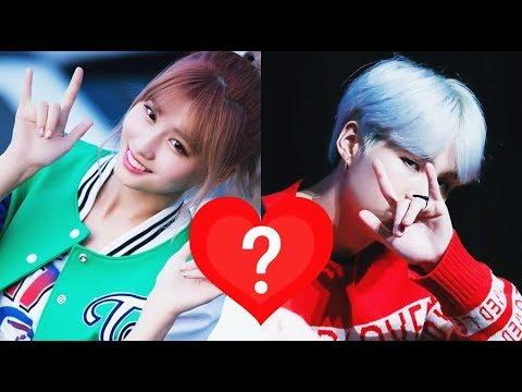 kpop twice dating rumors
