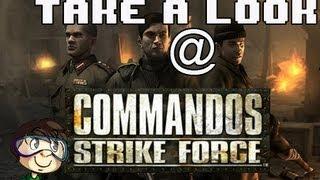 Commandos Strike Force {Take a Look @ w/Mike}