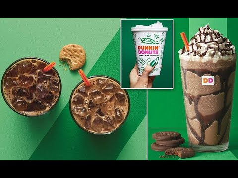 Dunkin' Donuts unveils Girl Scout cookie-flavored coffee ...
