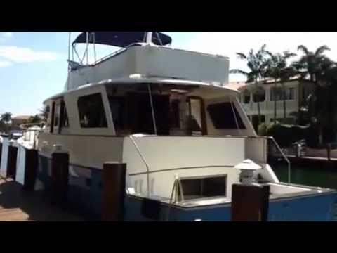 58 Hatteras 1977 Boat For Sale - 1 World Yachts