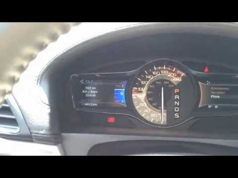 2014 Lincoln MKX Interior & THX Sound System