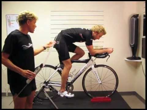 Setting Your Seat Height Sam Warriner And John Cobb Youtube