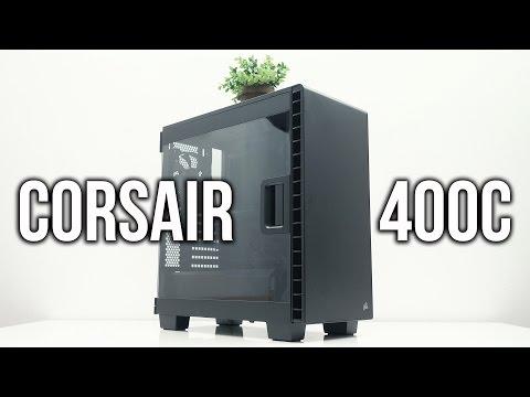 Corsair 400C Case Review