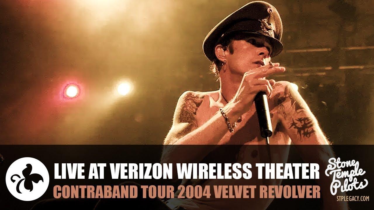 Download 2004 VERIZON WIRELESS THEATER (2010 LIVE IN HOUSTON BLURAY) VELVET REVOLVER LIVE