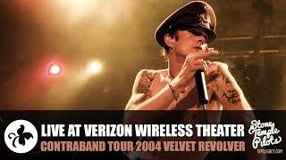2004 VERIZON WIRELESS THEATER (2010 LIVE IN HOUSTON BLURAY) VELVET REVOLVER LIVE