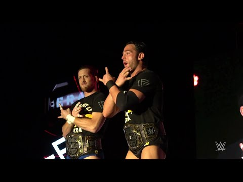 NXT Tag Team Champions The Undisputed Era to battle The Revival in San Antonio tonight