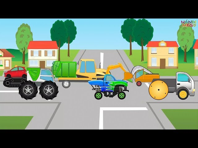 NándiMese: Összekuszált autók
