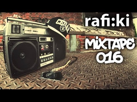 rafi:ki / mixtape 016 / instrumental hip-hop beats 2016