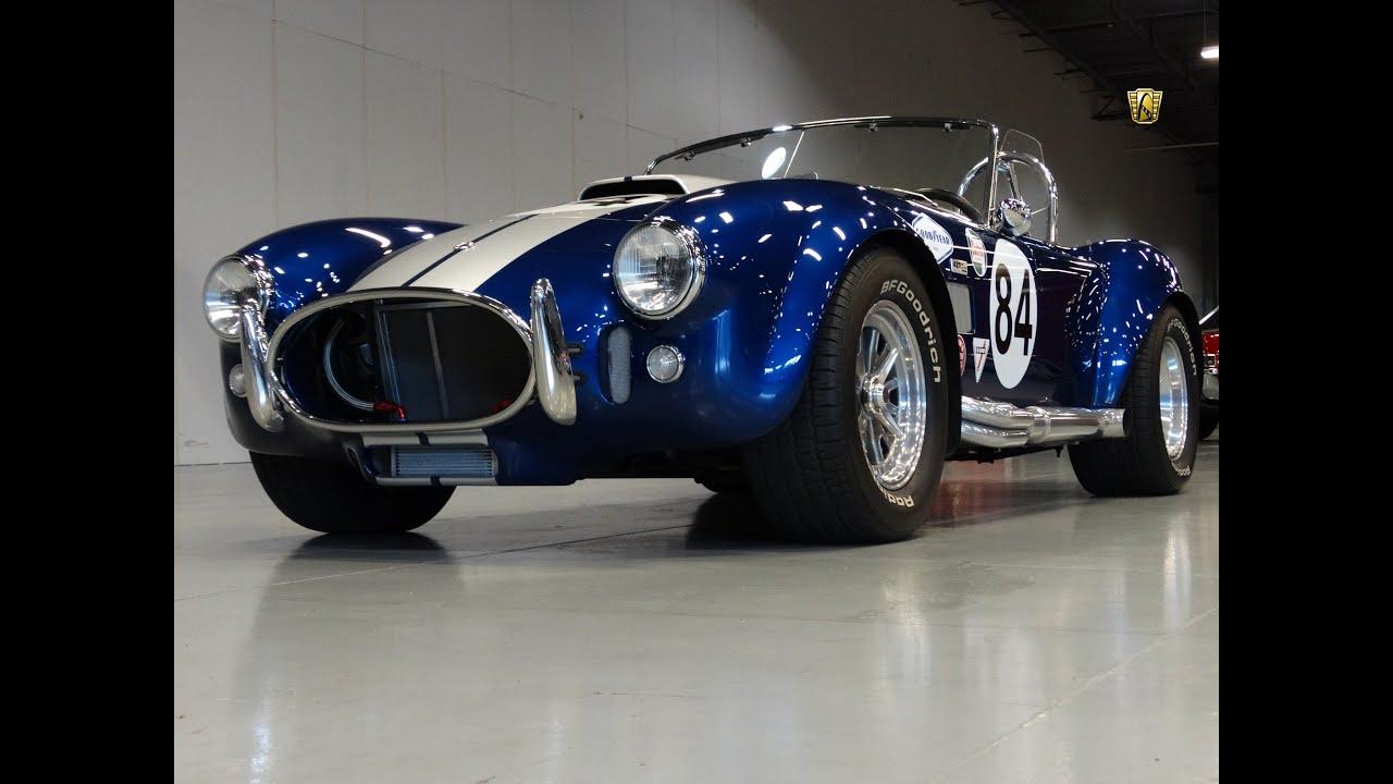 Cars For Sale In Orlando >> 1965 AC Cobra Superformance Gateway Classic Cars Orlando - YouTube