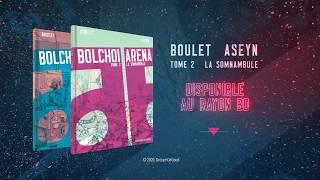 bande annonce de l'album La Somnambule