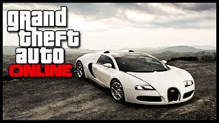 "Gta 5 Online - How To Get & Insure The Adder ""bugatti"" For Free Online Solo ! ( Gta 5 Glitches )"