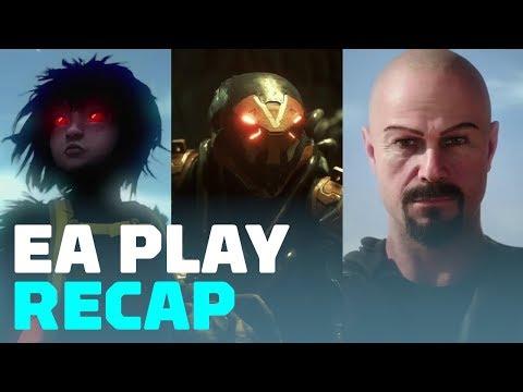EA's E3 Conference in 5 Minutes - E3 2018