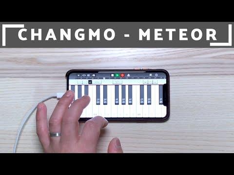 창모 - Meteor 아이폰으로 만들기