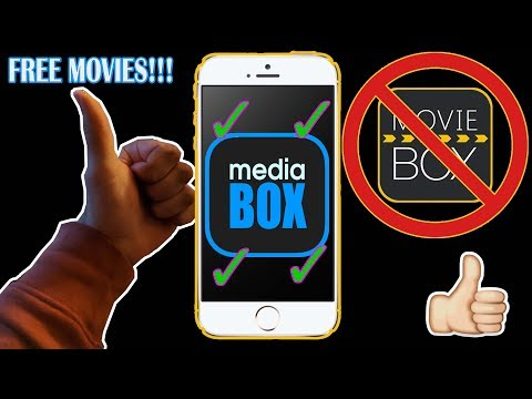 MovieBox Not Working/Error Solution! Works iPad or iPhone 2019 March! (iOS)