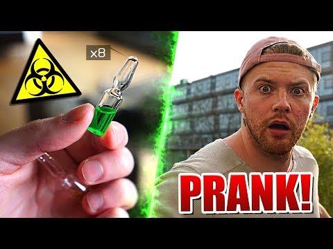 8x Stinkbomben PRANK!