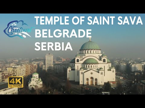 Travel to Serbia and Explore Temple of Saint Sava with Nevena as Your Tour Guide 🇷🇸
