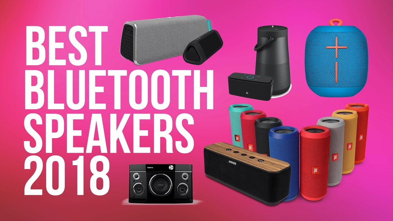 best bluetooth speakers 2018 top 10 top wireless. Black Bedroom Furniture Sets. Home Design Ideas