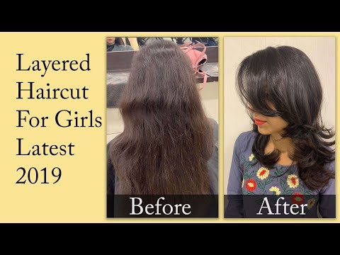 layered-haircut-for-girls-|-2019-advance
