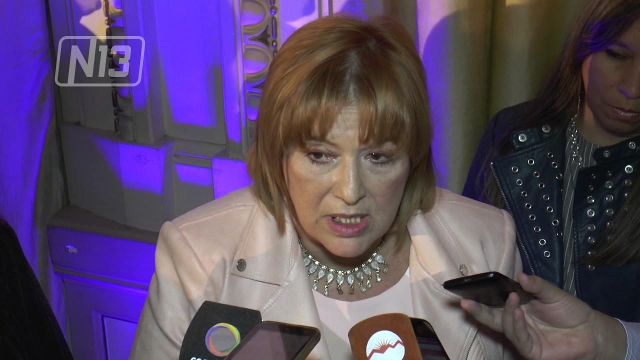 Lila novillo asumio como presidente del superior tribunal de justicia noticias 13 san luis
