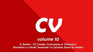 Podcast Cassete Vermelha v.10 - Benfica Tondela, Chiquinho, Ricardinho e Voleibol