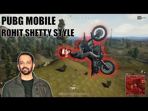 If ROHIT SHETTY made a movie on PUBG!