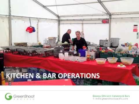 GSP Energy Efficient Outdoor Event Catering and Bars