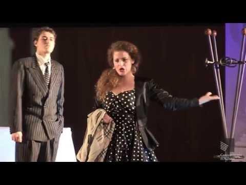 Donizetti: Don Pasquale, act 1/Spina, Drei, Scaccabarozzi, Wang - Conservatorio di Milano