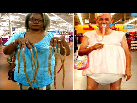 25 Walmart People You Won't Believe Compilation! [Part 7]