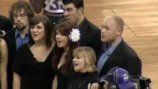 Sac State Vocal Jazz--National Anthem--Kings vs. Pacers