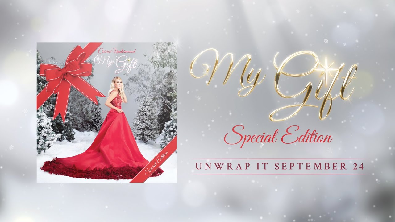 Carrie Underwood – My Gift (Special Edition) - Album Teaser