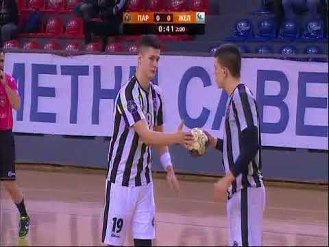 15. kolo /SRLS / Partizan - Železničar