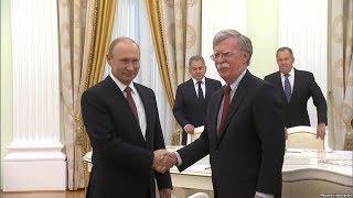 Советник Трампа встретился с Путиным / Новости
