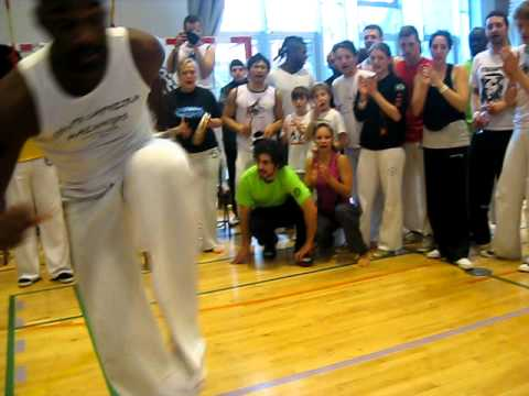 6th Capoeira Meeting In Copenhagen - Sunday Goodbuy Roda March 20th 2011 Helene Bill