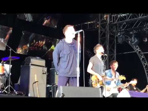 Liam Gallagher - Chinatown (Live At Les Ardentes, Liege - 09/07/2017)