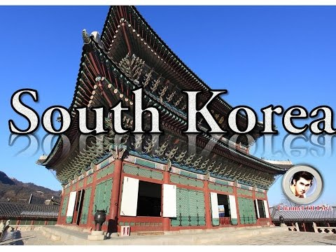 Traveling video in Korea | Beautiful places travel world or earth #017