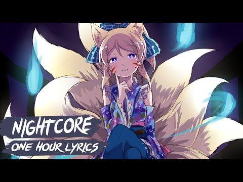 Nightcore - Ghosts (Lyrics) | 1 Hour