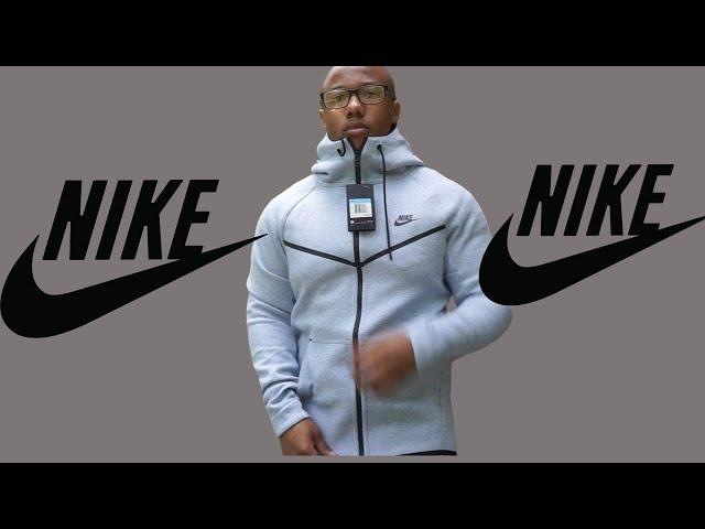 Nike Tech Fleece Glacier Grey Hoodie Review Sizing Youtube