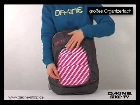 The Dakine Crystal Pack 23L - School & Leisure Time Backpack for ...