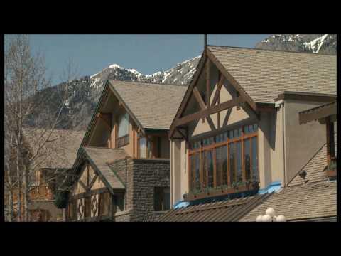 Sunshine Village Ski Resort - Alberta, Canada