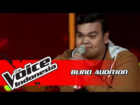 Richard - Dewi | Blind Auditions | The Voice Indonesia GTV 2018