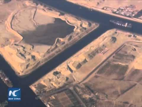 Why the new canal in Egypt?