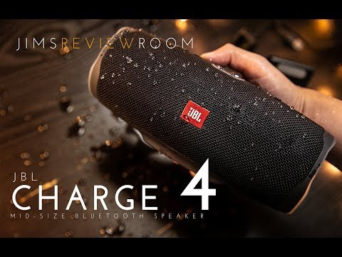 JBL Charge 4 - REVIEW (Hear vs Sony XB31 VS JBL Charge 3)