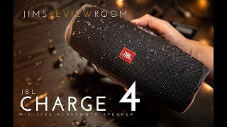 JBL Charge 4 - REVIEW Also comparison of Sony XB31 VS JBL Charge 3