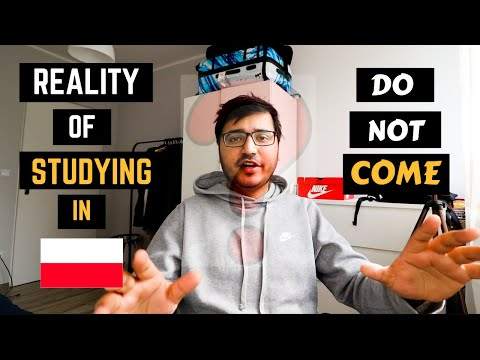 SAD REALITY OF STUDYING IN POLAND| INDIAN STUDENTS IN POLAND | DO NOT COME!!! 😰