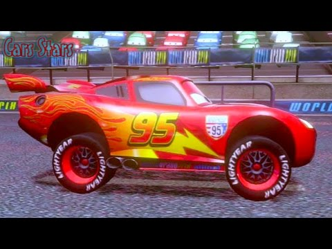 cars 2 game play lightning mcqueen training series 1 youtube. Black Bedroom Furniture Sets. Home Design Ideas
