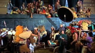 The Ten Commandments (1956) - Leaving Egypt