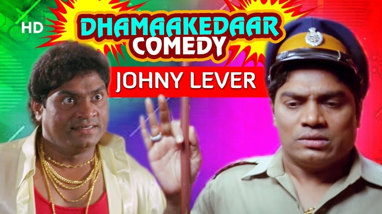 Popular Comedy Scenes Johnny Lever   धमाकेदार Comedy Scenes   Phir Hera Pheri - Dulhe Raja