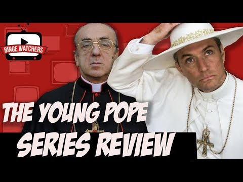 THE YOUNG POPE Series Review | HBO