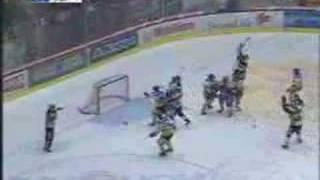 Nummelin Goal vs SCBern
